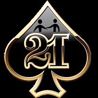 21 kaartspel